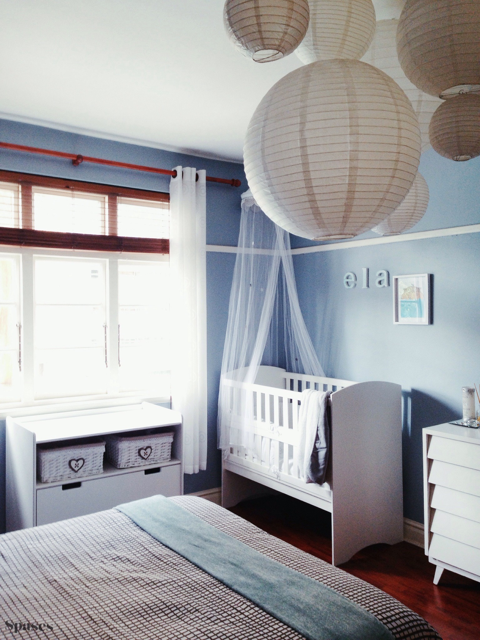 All done spases Master bedroom with nursery ideas